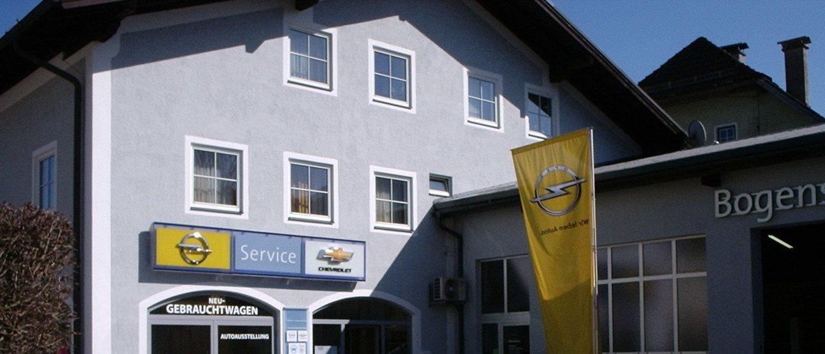 Autohaus Bogensperger Hallein