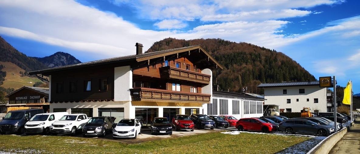 Opel Loferer in Walchsee