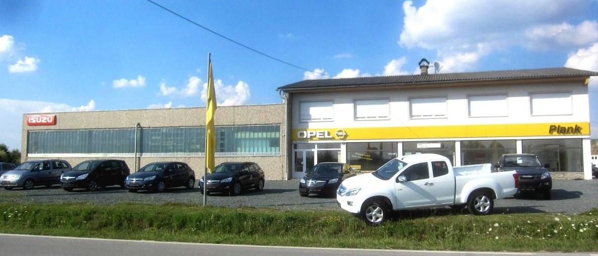 Geschichte des Unternehmens - Autohaus Plank Rainer