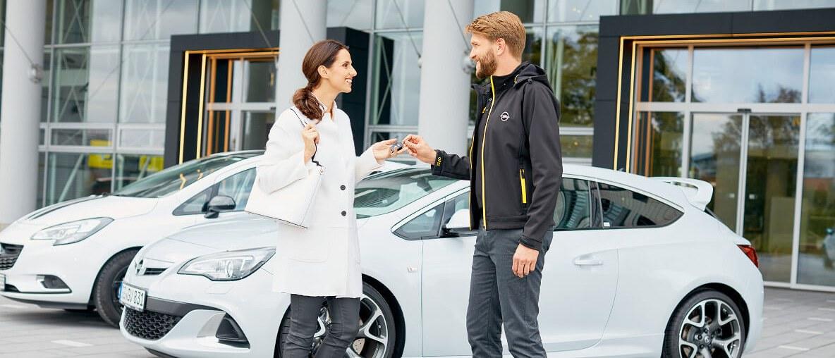 Opel Rent Autohaus Krems