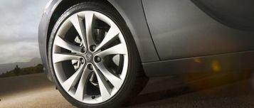 Reifenlagerung bei Auto Lang